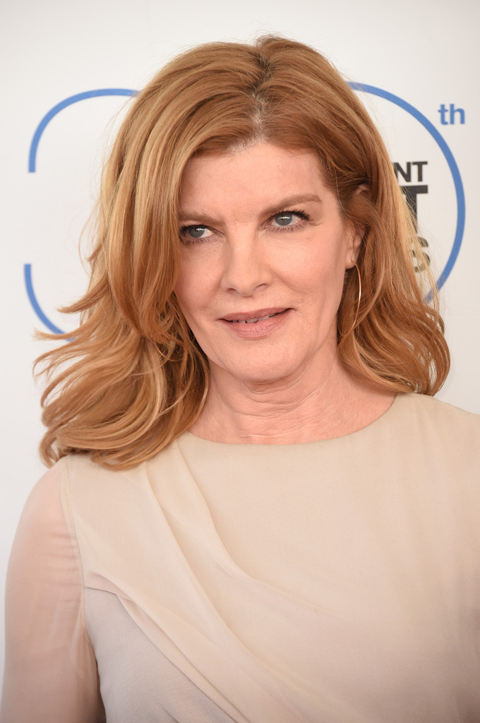 Rene Russo S Medium Waves Gorgeous Hairstyles For Women