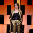 Sigourney Weaver: Use Metallics As An Accent