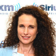 Andie MacDowell's Bouncy Locks