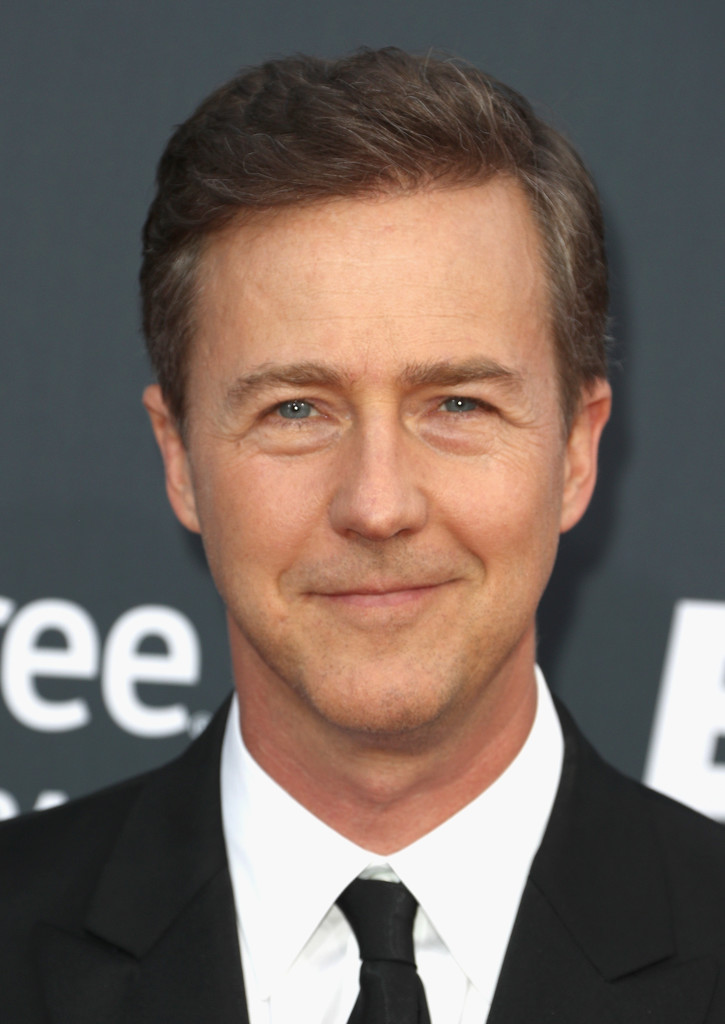Edward Norton - 30 Stars Turning 50 In 2019 - It's Rosy