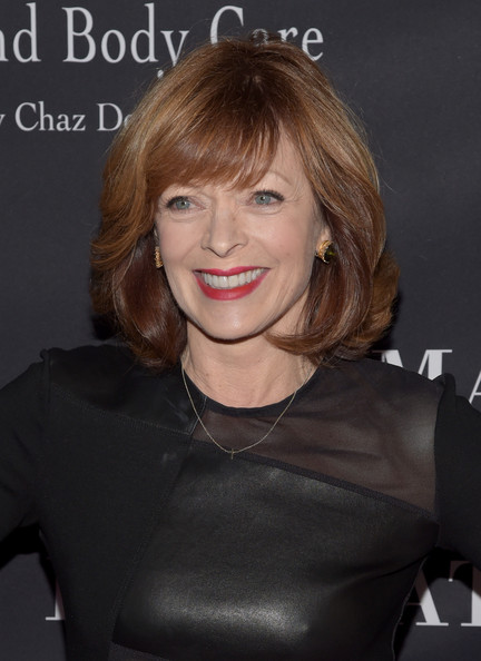 Frances Fisher's Wispy Bangs