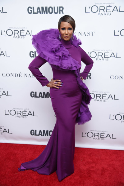Iman: Keep Your Ruffles Subtle