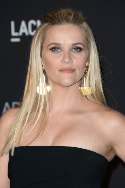 Reese Witherspoon's Half Up Half Down