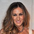 Sarah Jessica Parker's Messy Waves