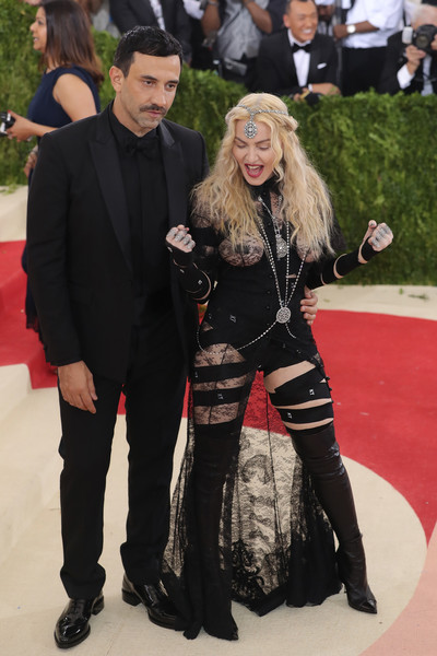 Madonna: Don't Be Too Revealing
