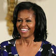 Michelle Obama's Signature Waves