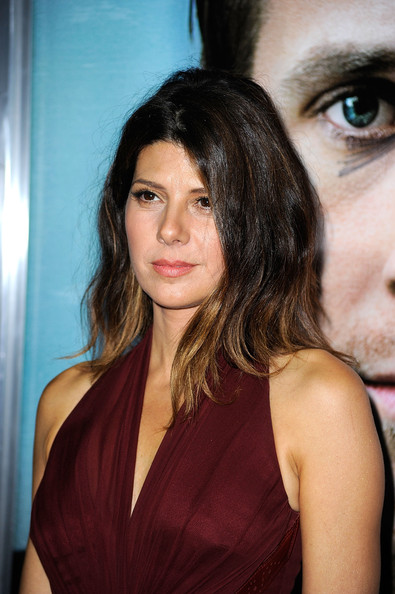 Marisa Tomei's Choppy 'Do
