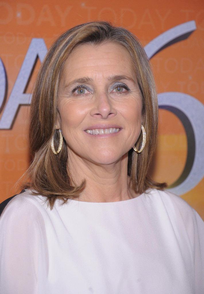 Meredith Vieira S Hairstyle Gorgeous Hairstyles For