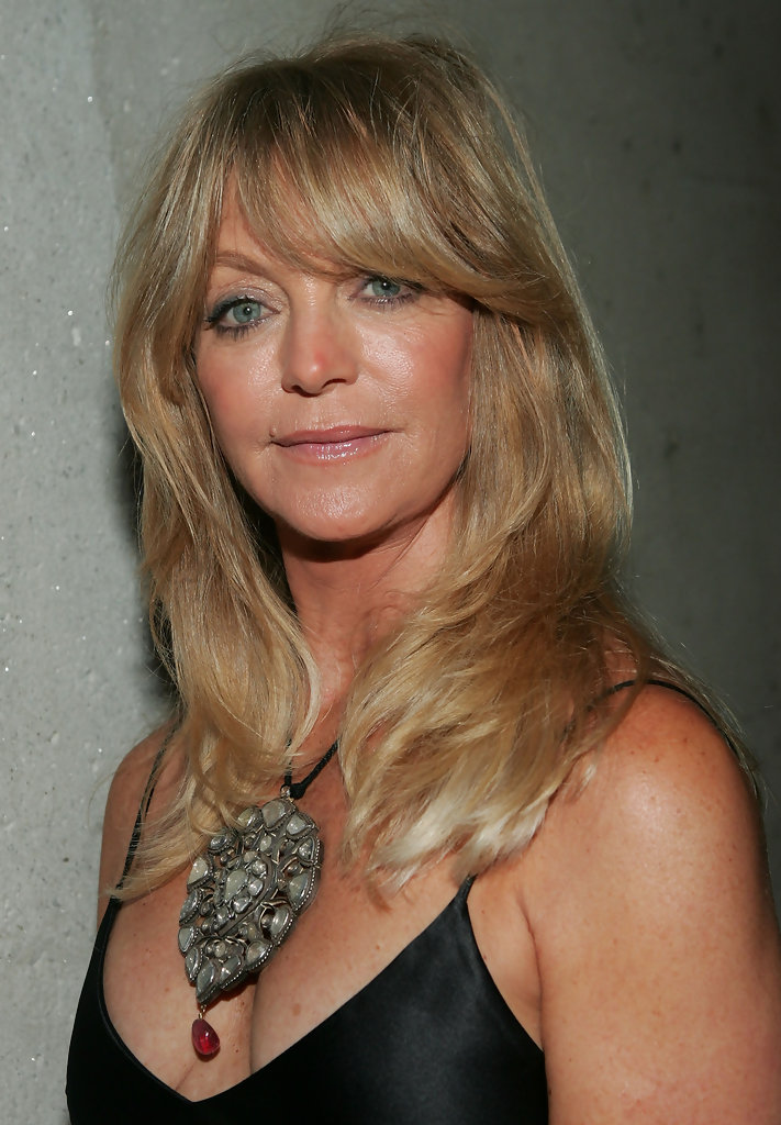 Goldie Hawn S Golden Tresses Gorgeous Hairstyles For