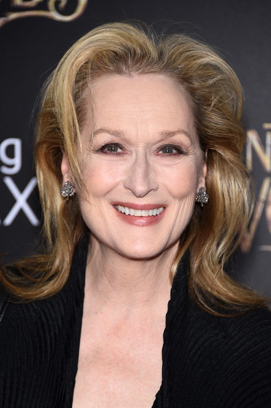 Meryl Streep's Piecey Waves