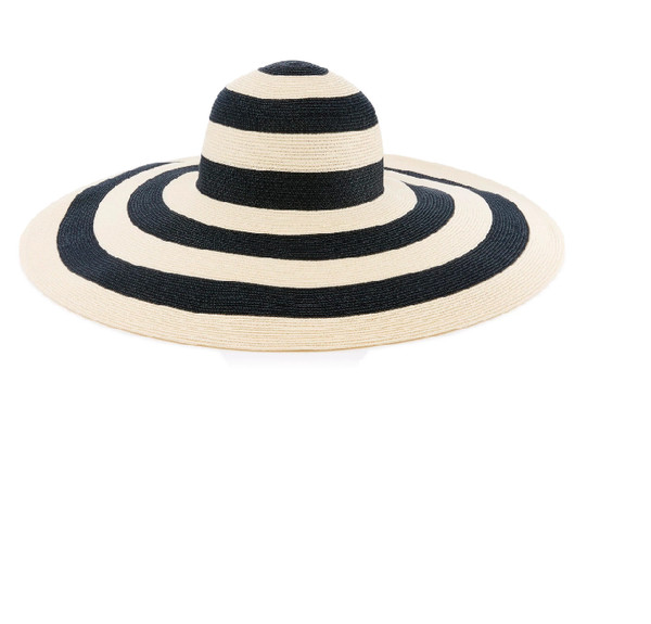 Splurge: Striped Hat