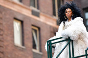Diana Ross's Style Evolution