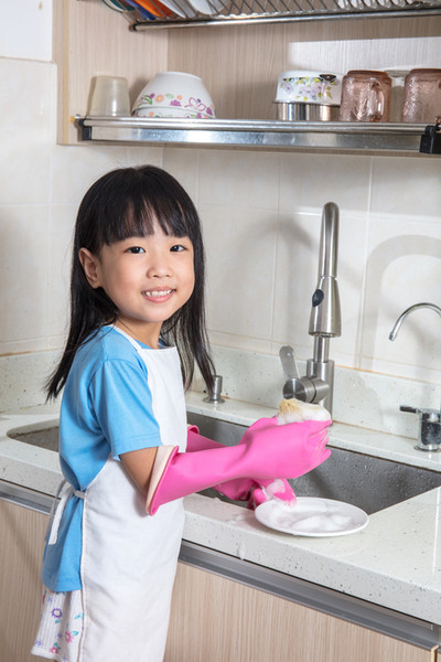 Kids Should Do Chores