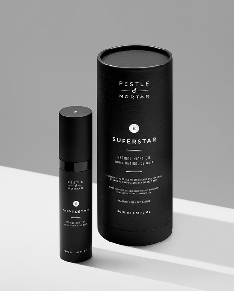 Pestle & Mortar Superstar Retinoid Night Oil