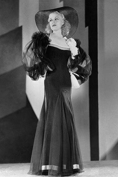 1935: Ginger Rogers