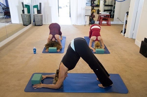 Yoga For Relief Of Menopause Symptoms