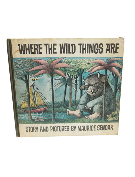 """Where the Wild Things Are"": $25,000"