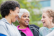 A Guide To Female Friends After 50