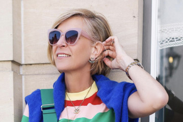 Cat Eye Sunglasses Are Back, And Here's How To Wear Them Now
