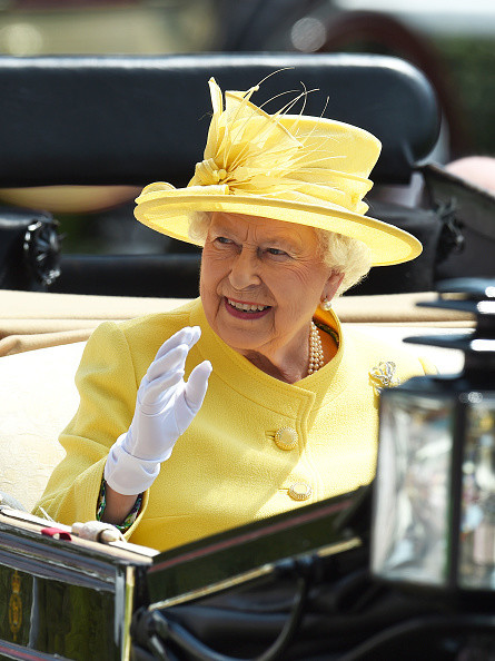 She Is The Longest-Reigning Monarch In The World