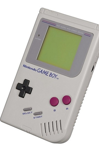 The First Game Boy Came Out