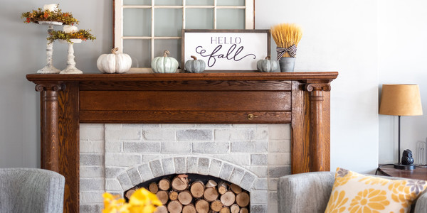 Easy And Elegant Fall Decor Ideas For Your Home