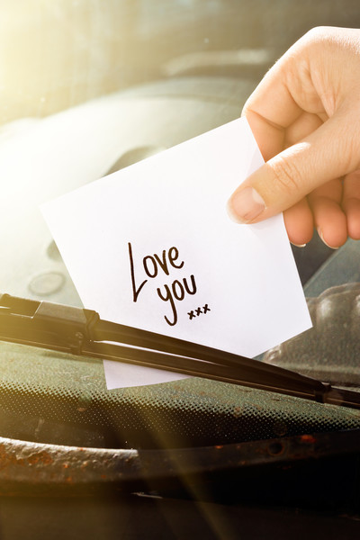 Slip Your Partner A Love Note