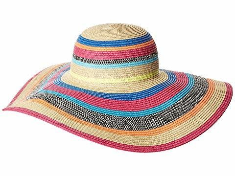 Budget: Colorful Wide Brim