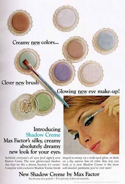 Then: Pastel Creme Shadows