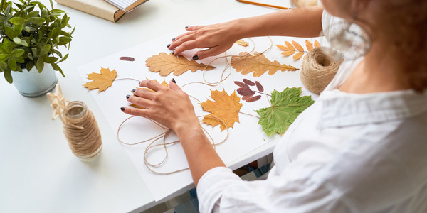 Get Crafty With These Fun Fall DIY Projects