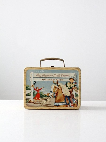 Roy Rogers lunchbox: $325